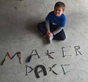 Blake's Maker Space